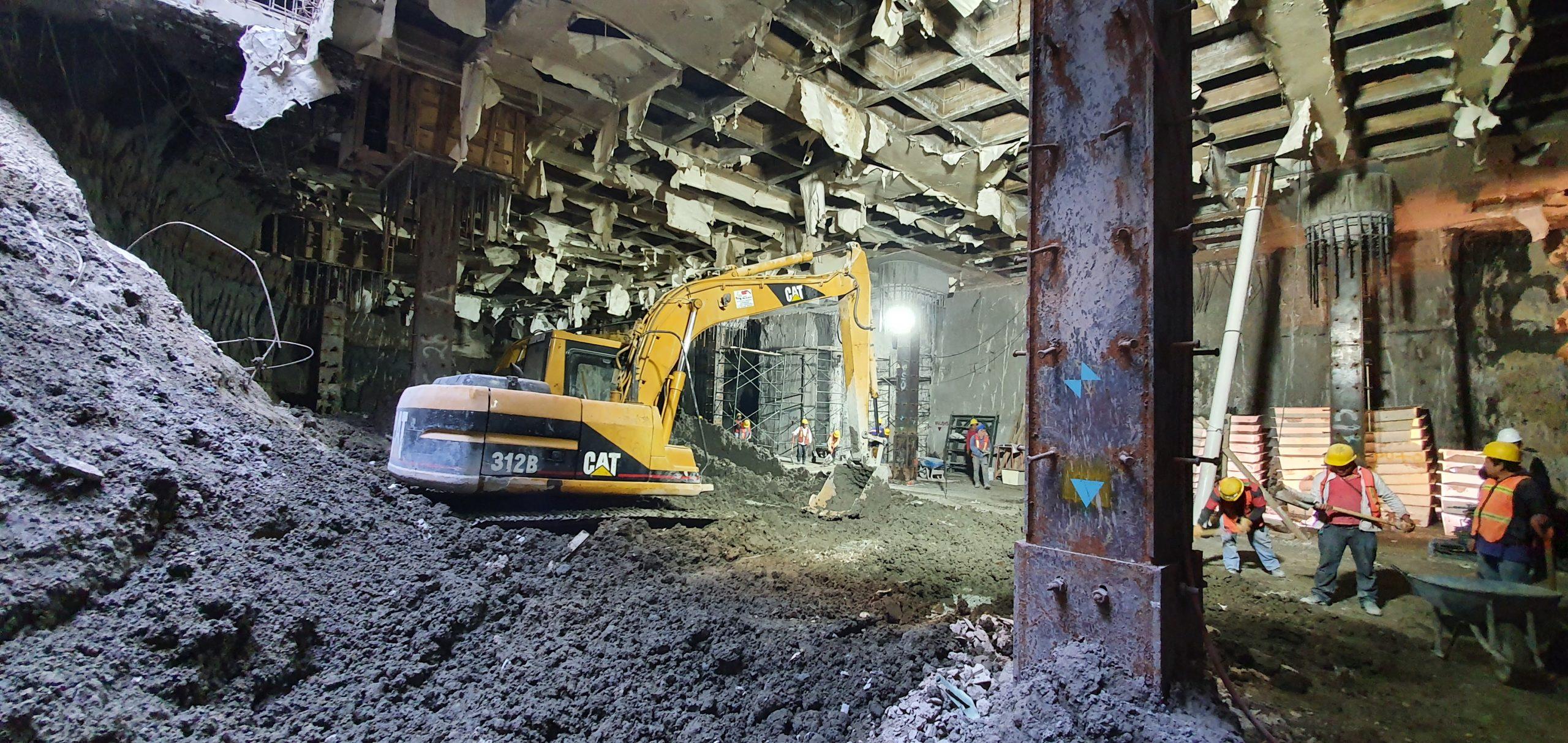 Subexcavación 5
