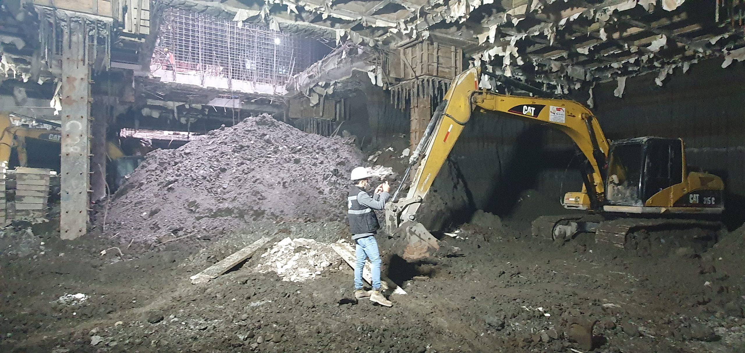 subexcavación 3